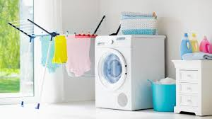 Tumble dryer and clothes airer -new skills to be learnt