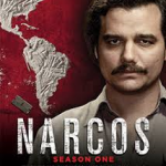 Hip replacement recovery, Narcos boxset helped past the time