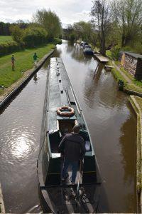 Narrow boats are long and narrow!