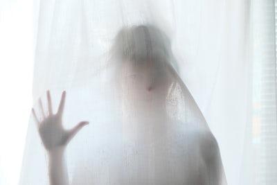 Ghosting people,