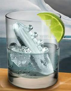 Ice, ice baby. Summer's here and the time is right...for cool cocktails and novelty ice cubes 4