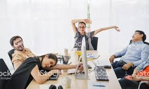 Bored in a dull meeting? you need someone to keep it going