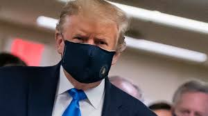 Donald Trump face mask