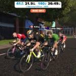 Zwift try something new today