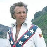 Evel Knievel liked amazing stunts. Was he a hip replacement hero or broken bone madman? 1