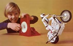 Evel Knieval is midlife nostalgia