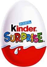 Kinder Egg Surprise! Why getting inside is personal 2